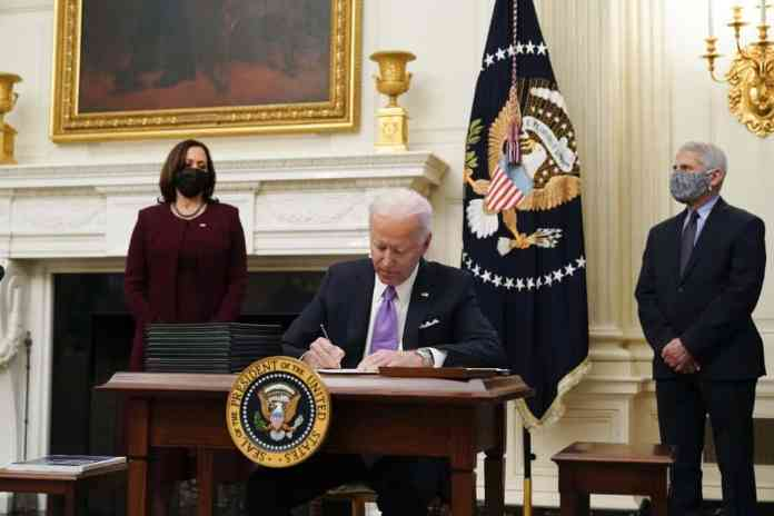Two Executive Orders And One Memorandum Signed By Biden