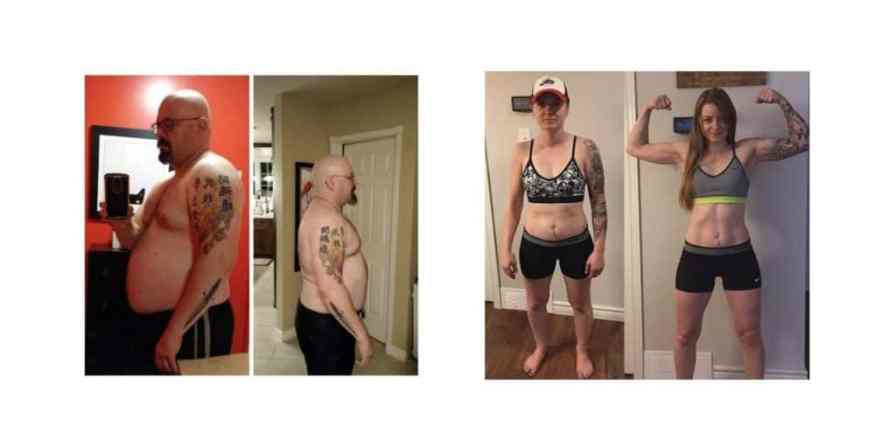The 28 Day Fat Shredder System Results