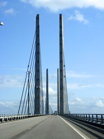 Bridge Denmark by @libby_ol