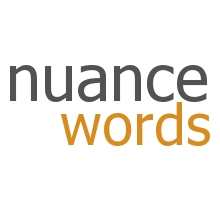 Nuance Words logo