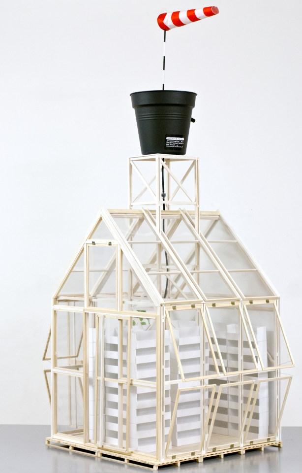 09_A. Scarponi / Conceptual Devices, Harvesting Station, 2012.