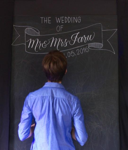 Murielle Doré, Mr & Mrs Iarus Wedding by Francis Perron