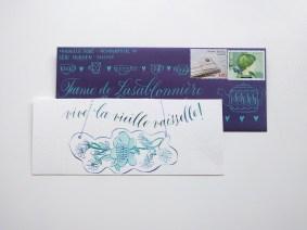 snail-mail by Murielle Doré