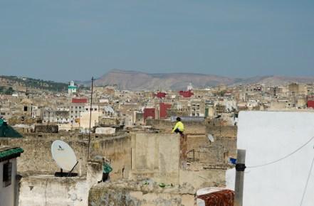 Fes, Morocco. ©Ana Amigo