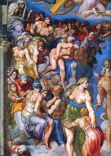 250px-Michelangelo,_Giudizio_Universale_13