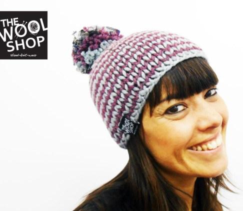 cappello lana made in italy