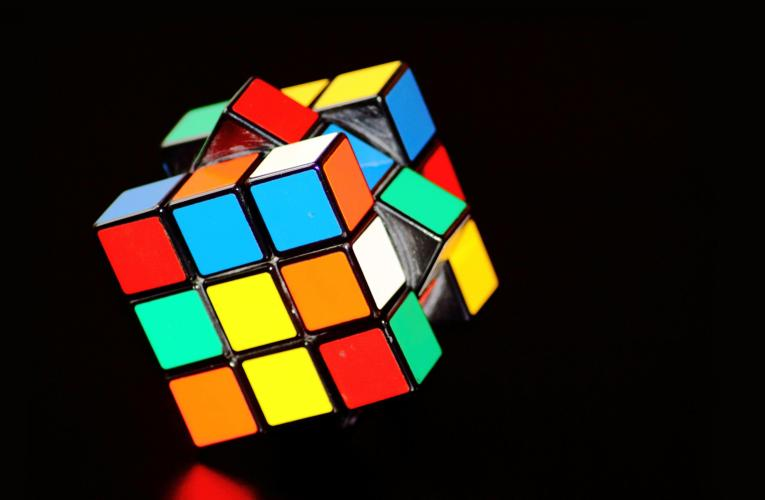 A Beginners Guide : How To Solve A 3×3 Rubik's Cube?