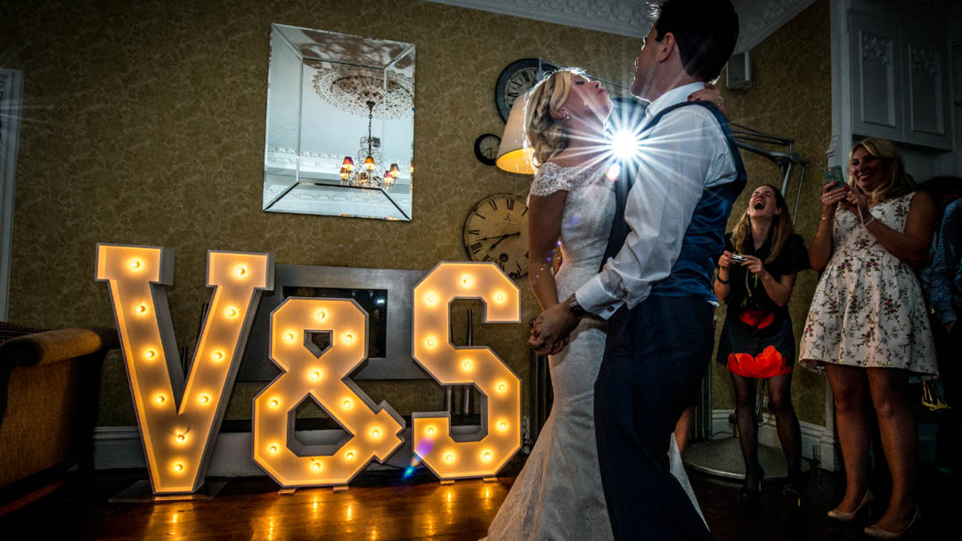 Wedding Light Up Letters