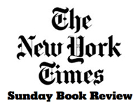 The New York Times Sunday Book Review logo