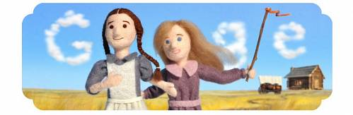 Google Search Engine image of Little House on the Prairie