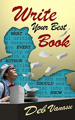"""""""Writing Your Best Book"""" cover"""