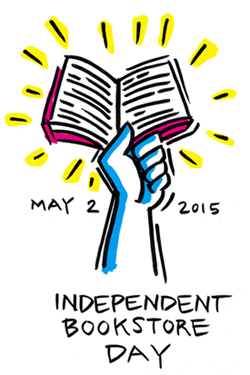 Independent Bookstore Day 2015 Logo