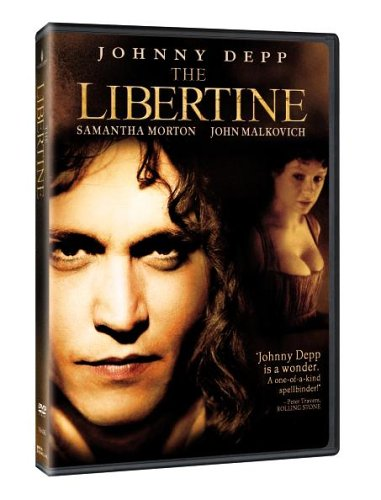 The Libertine starring Johnny Depp