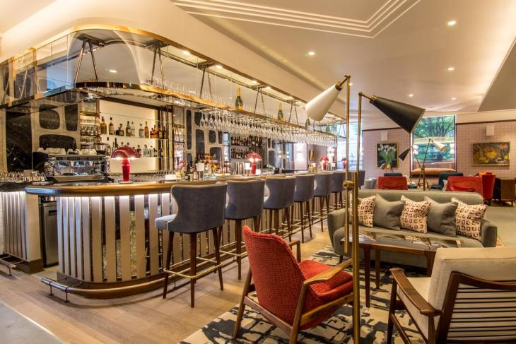 Review: Devonshire Club's x East India Company Afternoon Tea