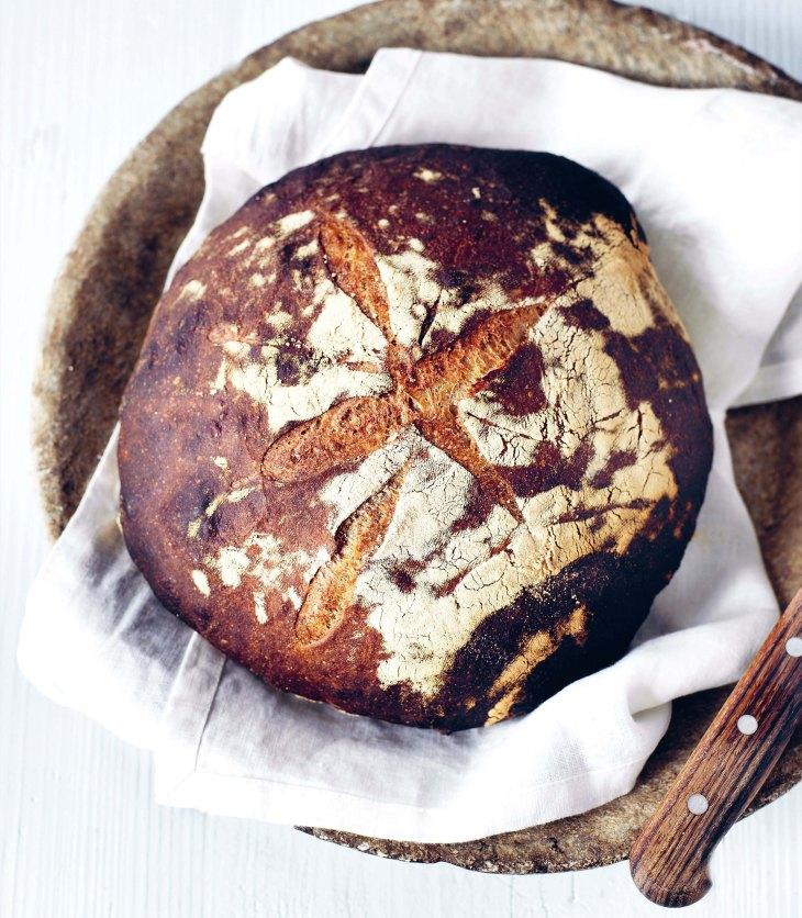 Trine Hahnemann's Sourdough Bread
