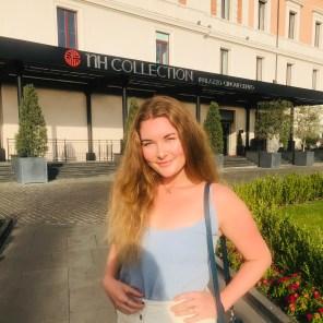 Hotel Review: NH Collection Roma Palazzo Cinquecento