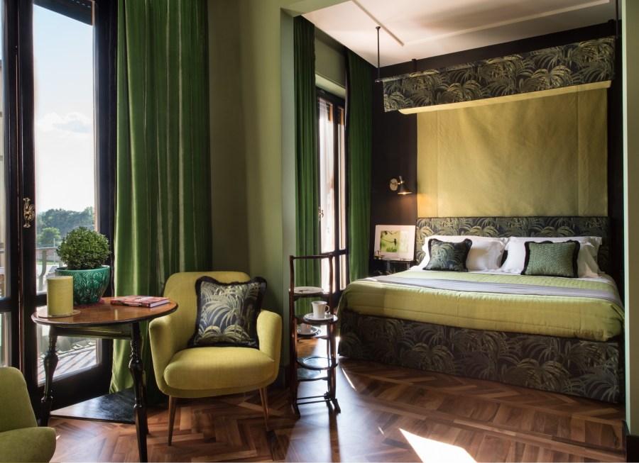 velona's jungle - livingstone suite space