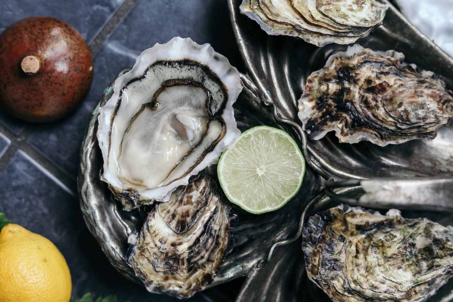London Oyster Week takes place from 21 to 29 April 2018.