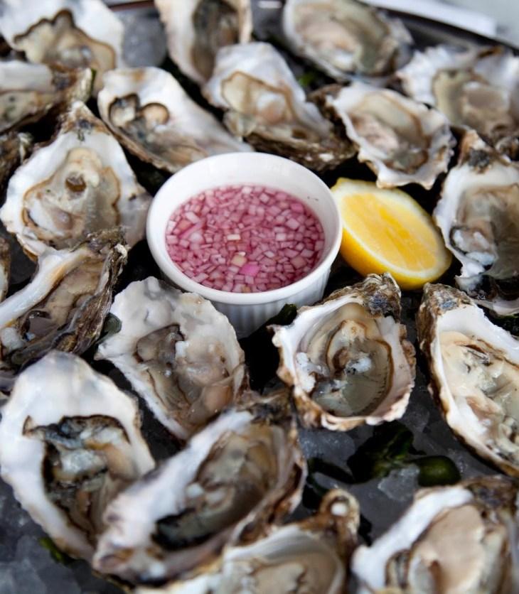 Boisdale of Bishopsgate Hosts Annual British Oyster Championship & Lunch