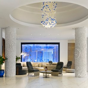The Lobby, CuisinArt Golf Resort & Spa, Anguilla