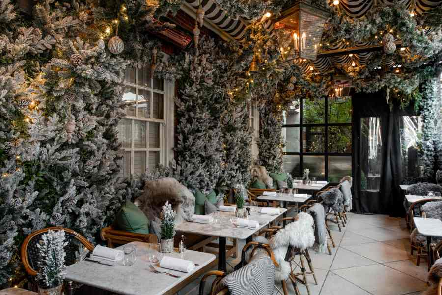 Join Marcel Reist For Swiss-Inspired Supper Club at Dalloway Terrace