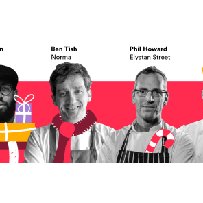 Hospitality Action Announces Impressive Chef Line Up For Annual Christmas Dinner