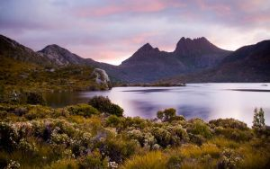 Tasmania, Cradle Top Mountain