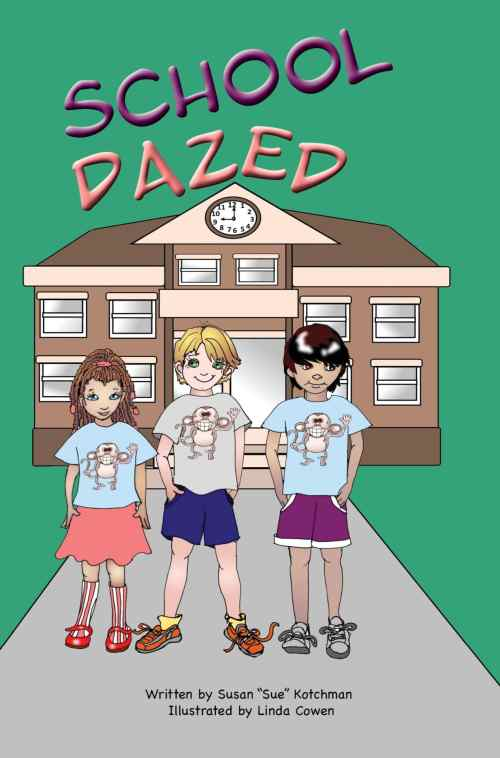 School Dazed Front Cover