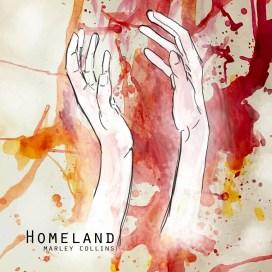 Homeland EP Cover Art