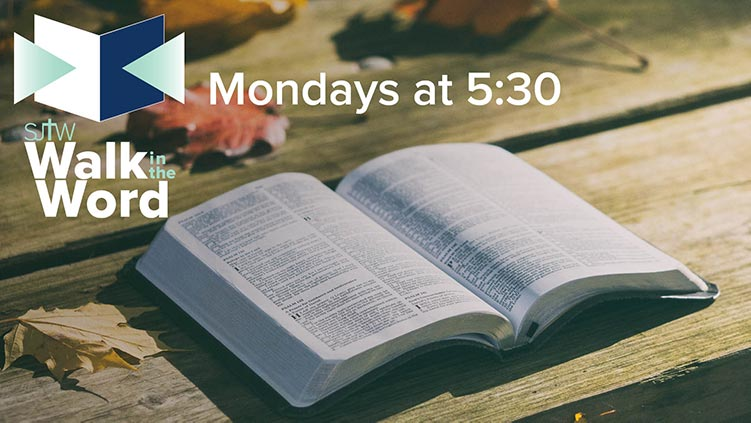 St. Joseph the Worker Walk in the Word
