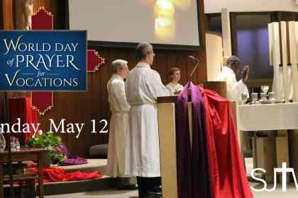 World Day of Prayer for Vocations May 12