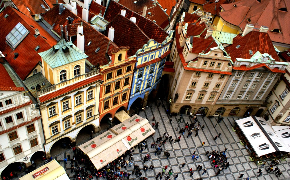 Prague | Old Town Hall Tower
