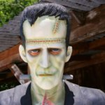 I work with Frankenstein