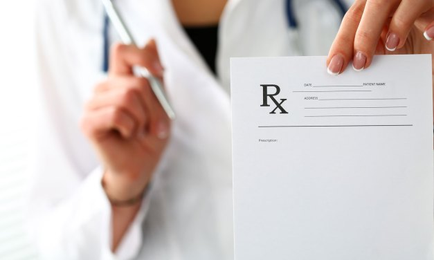 Prescription – Overcoming fear and making changes in your career and life