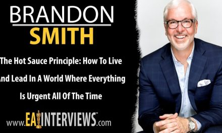 Featured: Brandon on The Expert Authority World Podcast