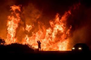 californa wild fires