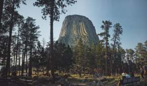 devils tower SD