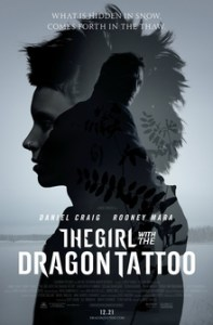 movie poster girl with dragon tattoo