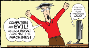 revolt against the machines