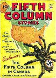 giant nazi spiders
