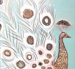 peacock speaks