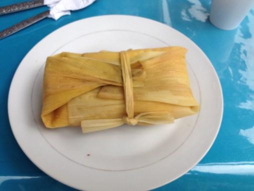 Breakfast Humita