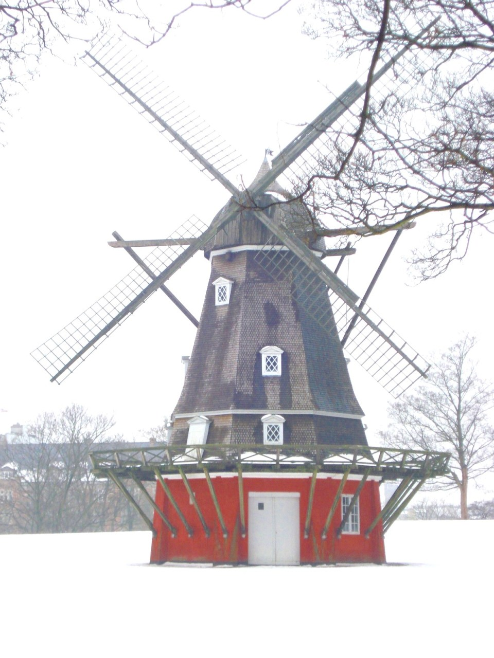 Windmill at the Kastellet