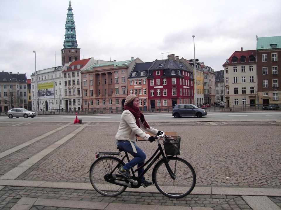 My bike, Copenhagen