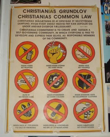 Christianshavn rules