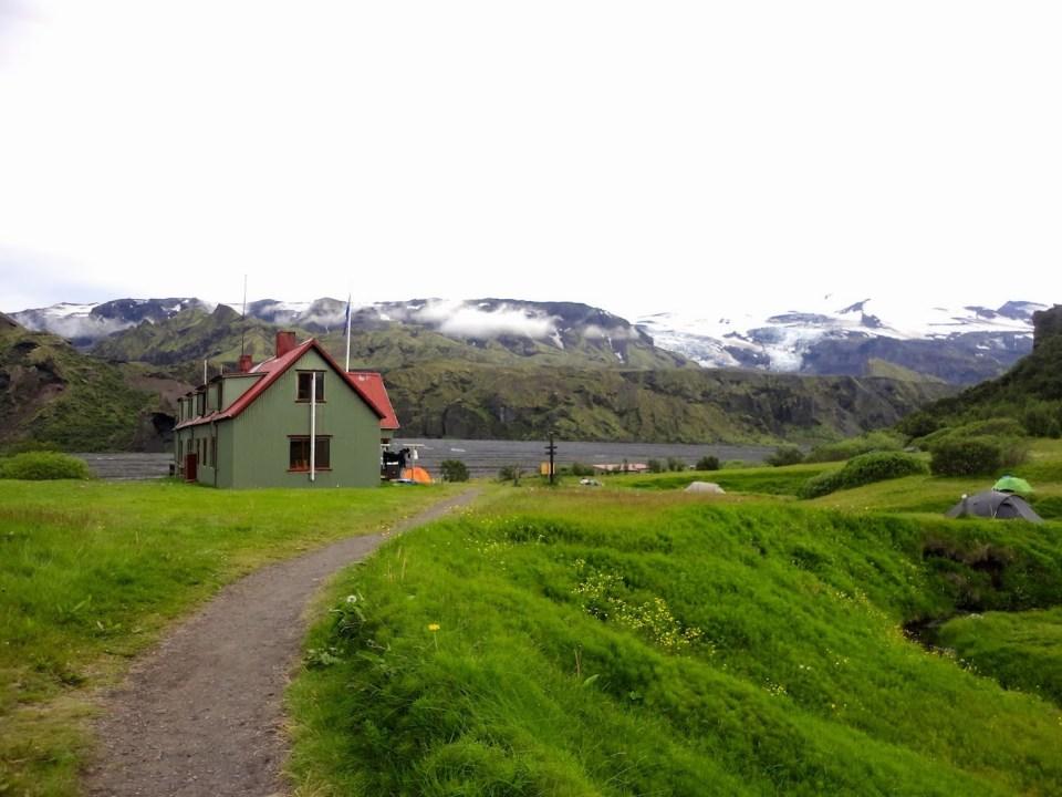 Thórsmörk Hut