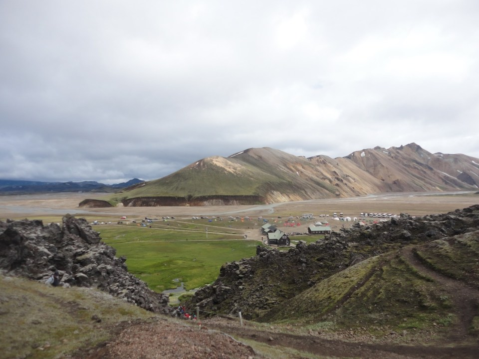 landmannalaugar trail