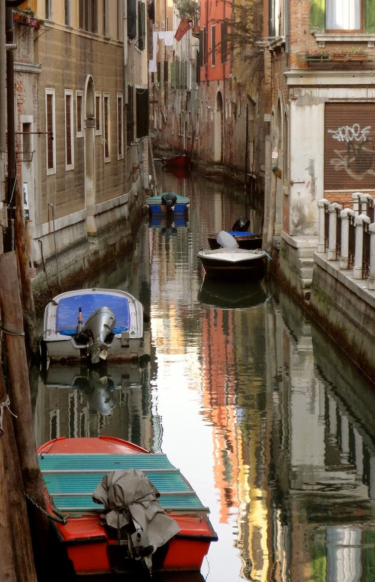 Venice roads