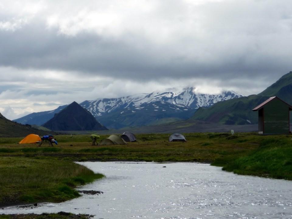 Álftavatn Huts