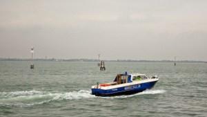 police boat venice